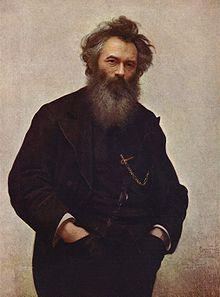Portrait de Ivan Ivanovitch Shiskine