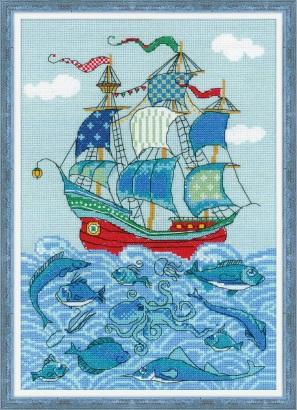 """Riolis 1465 - Sailboat """"Luck"""""""