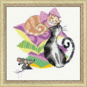 Riolis 1466 - Cats and Mice
